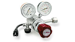 Gas Pressure Regulators: High Pressure, Cylinder, Carbon
