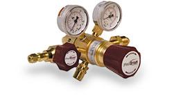 Gas Pressure Regulators: High Pressure, Cylinder, Carbon