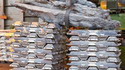 Aluminum Ingots Dross