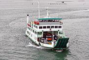 Ferry powered by hydrogen