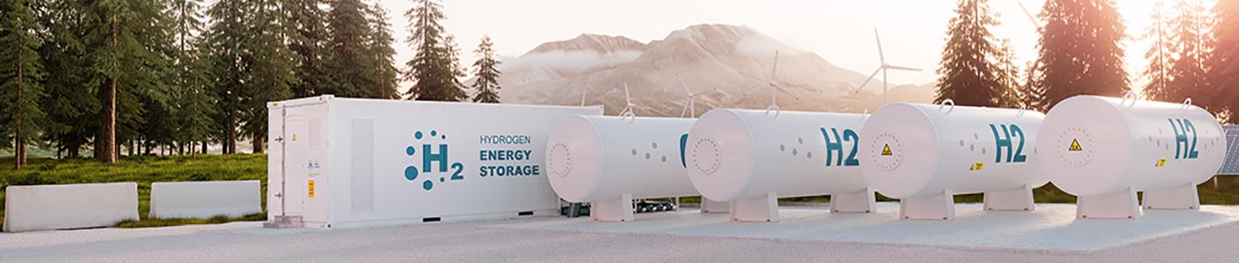 Hydrogen energy storage system