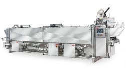 ColdFront Straight Tunnel Freezer