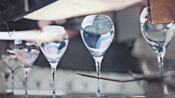 Glass Surface Treating