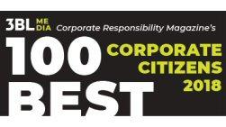 Corporate Responsibility Magazine's 100 Best Corporate Citizens Logo