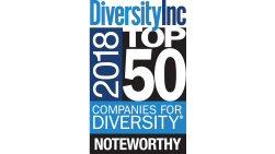DiversityInc's 25 Noteworthy Companies for Diversity