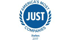 Forbes America's Most JUST Companies