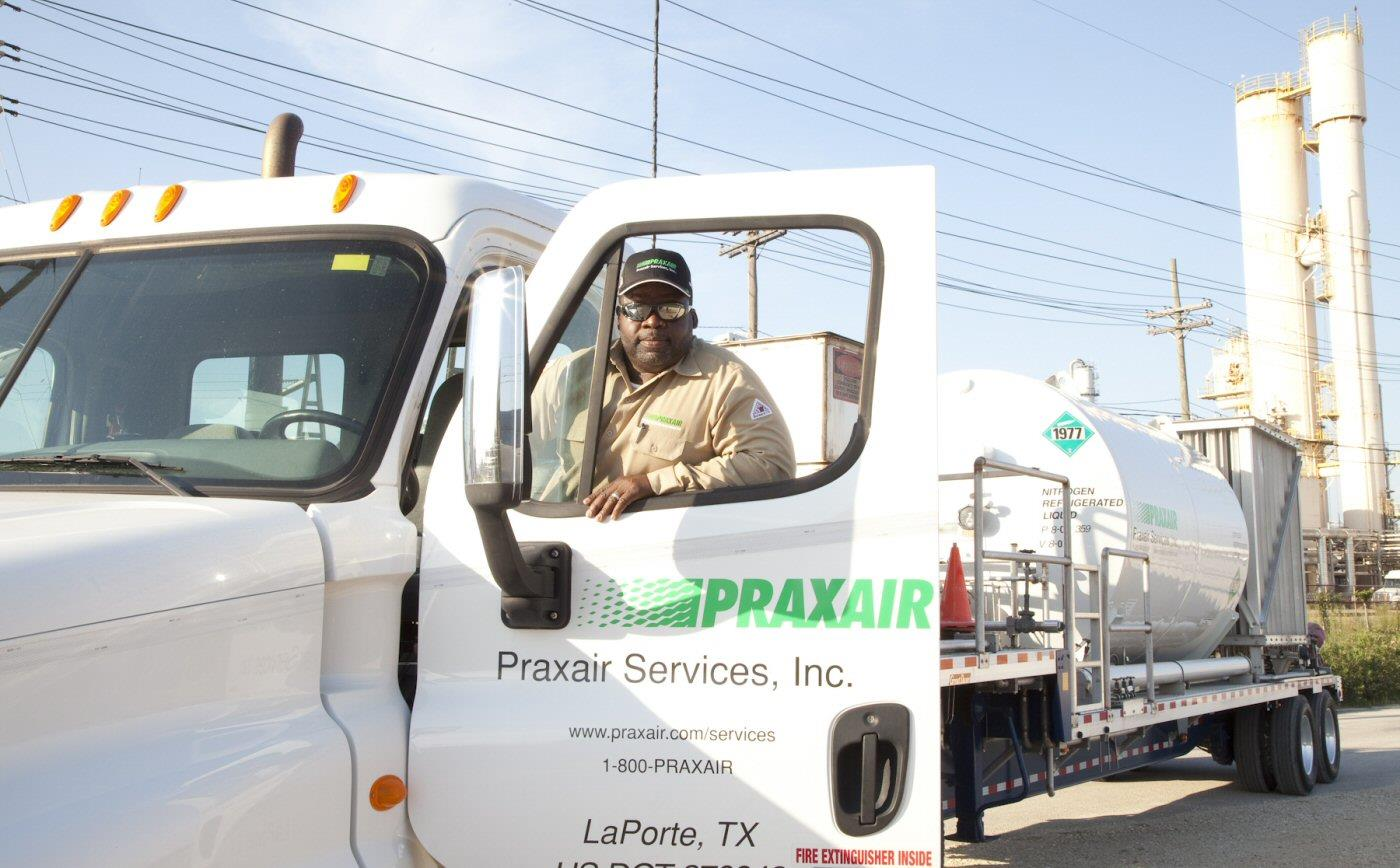 Industrial Gases, Supply, Equipment & Services | Praxair, Inc