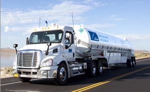 Bulk Gases Truck