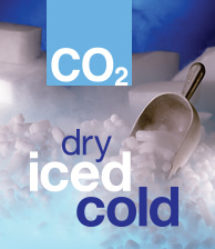 CO2 Dry Iced Cold