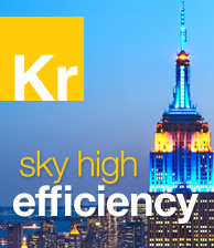 Kr Sky High Efficiency