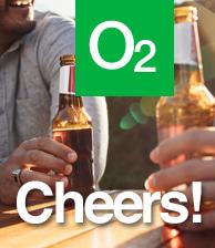 O2 Cheers! thumbnail image