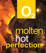 O2 Molten Hot Perfection