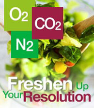 O2 N2 CO2 Freshen Your Resolution