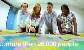 Praxair Proud - Around the world