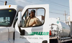 Praxair Services, Inc. video